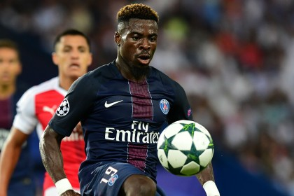 PSG fury as Serge Aurier refused a visa for Arsenal clash