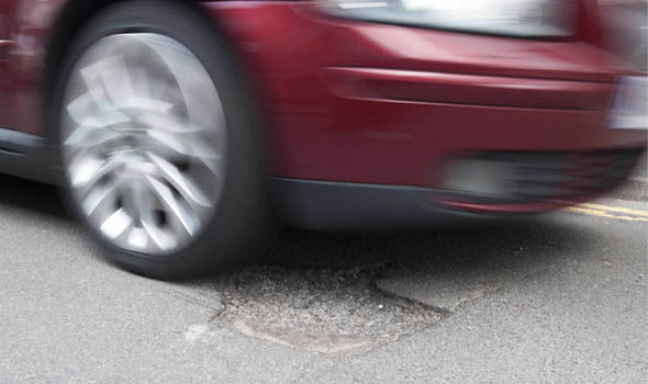 Britain's roads FARCE: It now takes 14 YEARS to repair England's roads