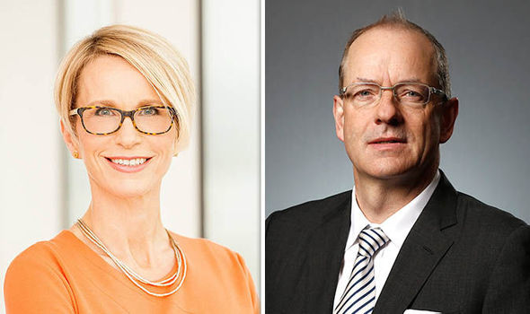 GSK appoint Emma Walmsley as CEO after Andrew Witty retires after almost ten years in post
