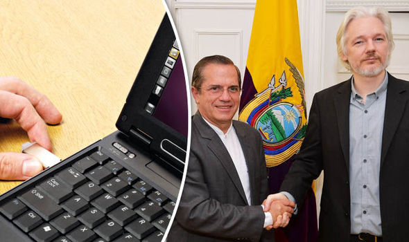 Ecuador not Russia blocked Julian Assange's internet access