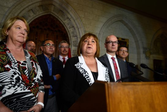 House of Commons report on Indigenous suicide issues 28 recommendations