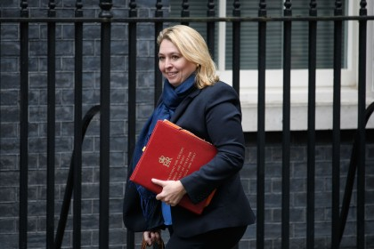 Northern Ireland Secretary Karen Bradley admits ignorance of Northern Ireland politics