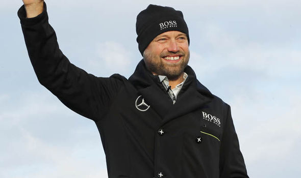 Sailing: Alex Thomson makes history as he extends lead in the Vendee Globe trophy