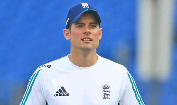 Alastair Cook to captain England for opening Bangladesh Test despite wife not giving birth