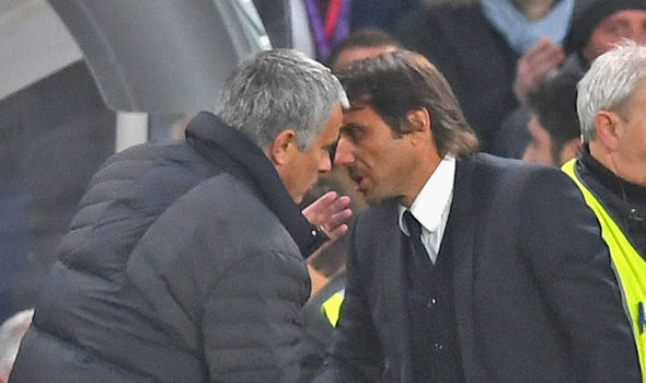 Man Utd boss Mourinho was right to complain to Chelsea's Conte, claims ex-Spain manager