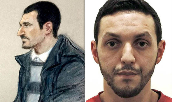Men gave money to Brussels bombing suspect to assist terrorism, jury told