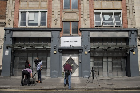 Fabric Nightclub To Reopen After Massive Protests