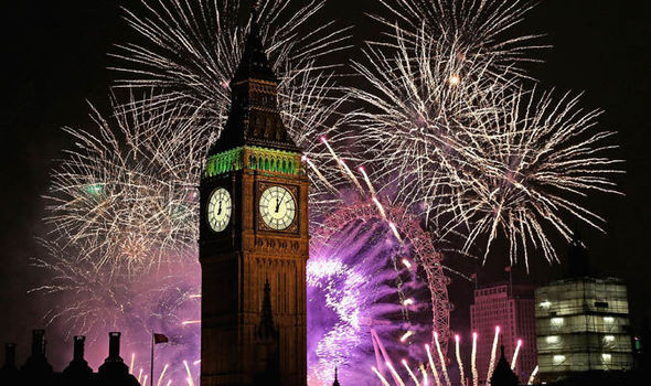 New Year's Eve fireworks: How to get tickets to the London fireworks TODAY