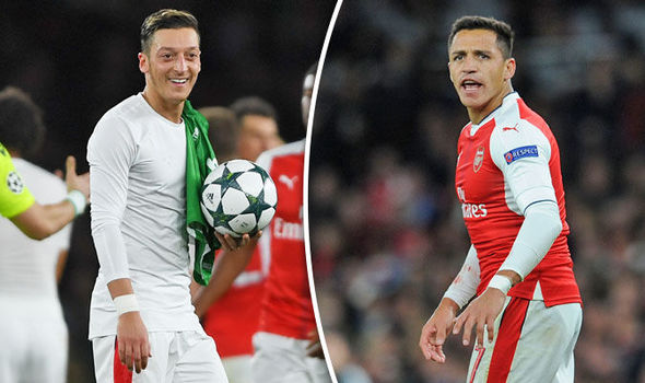 David Seaman: This is what Arsenal must do to keep Mesut Ozil and Alexis Sanchez