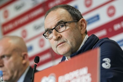 Ireland vs. Denmark: we need to score two goals says Republic's Martin O'Neill