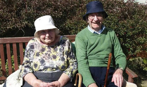Couple married for 70 years allowed to live together again after being forced apart