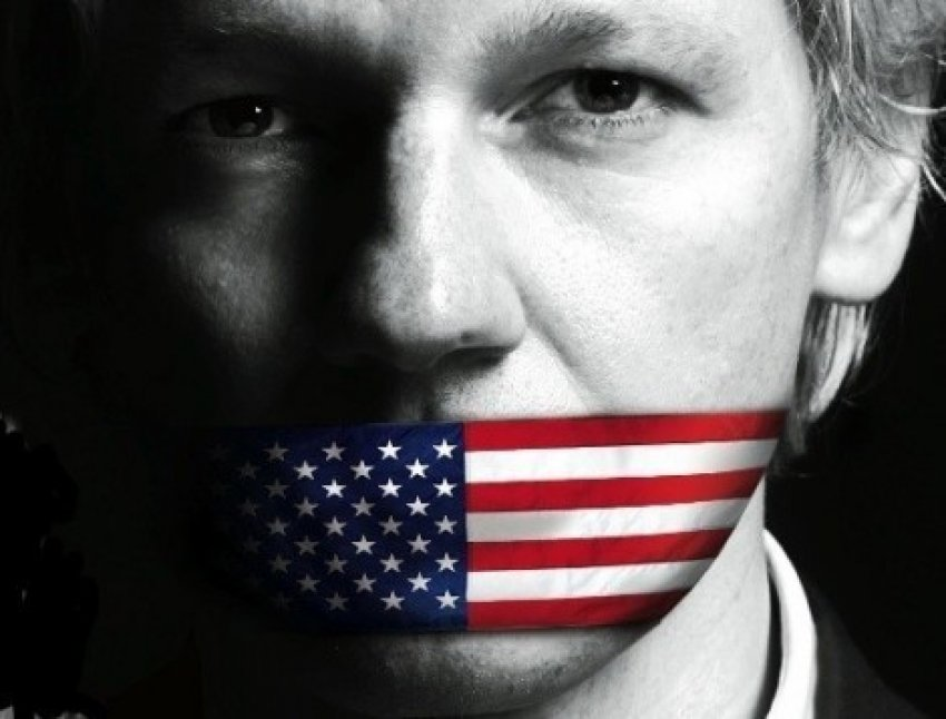 The US is determined to make Julian Assange pay for exposing the cruelty of its war on Iraq