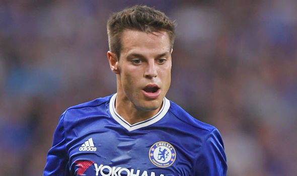 Chelsea ace Cesar Azpilicueta plays down Premier League title chances