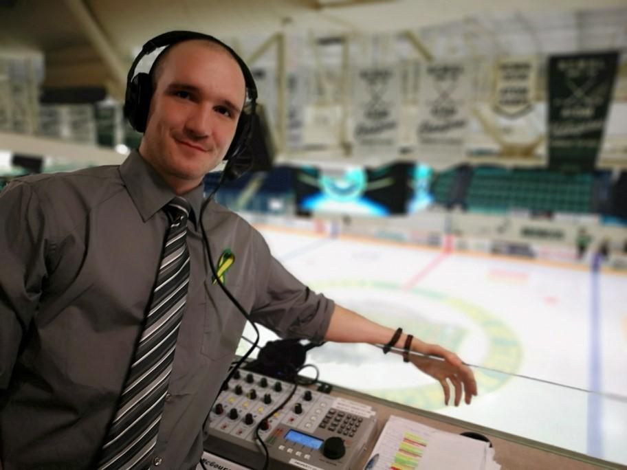 'We have to move forward:' Humboldt station hires new play-by-play voice