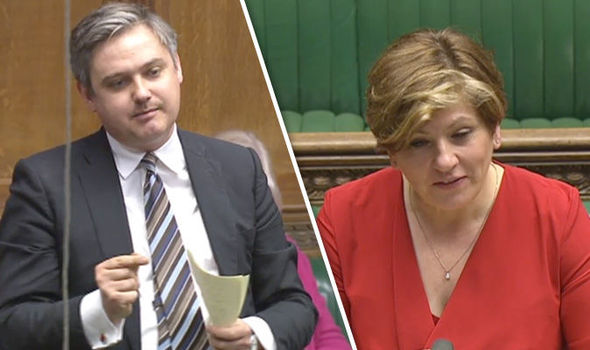 Labour MP hits out at his own party for failing to condemn Russian 'war crimes' in Syria