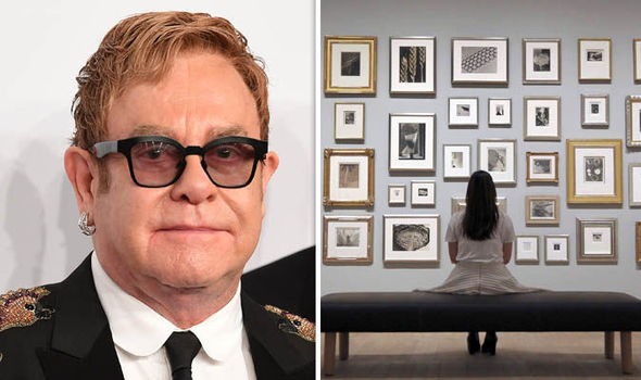 Sir Elton John to release collection of photographs for Tate Modern exhibition