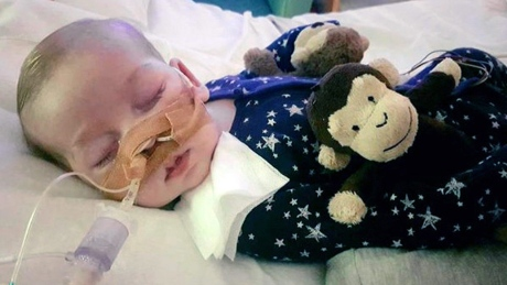 U.S. doctor meets specialists treating Charlie Gard in U.K.
