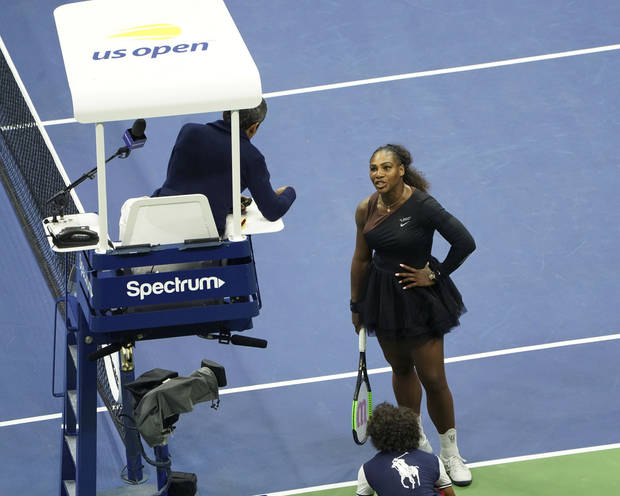 Serena Williams' treatment resonates among black women