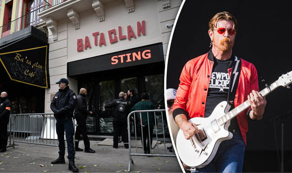 Eagles of Death Metal singer 'refused Bataclan entry' for re-opening after Muslim comments