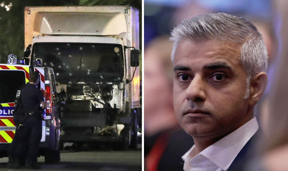 Sadiq Khan warns London to EXPECT terror attack as it is 'part of living in a big city'