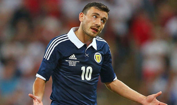 Scotland star makes huge claim: England fans want their own team to lose