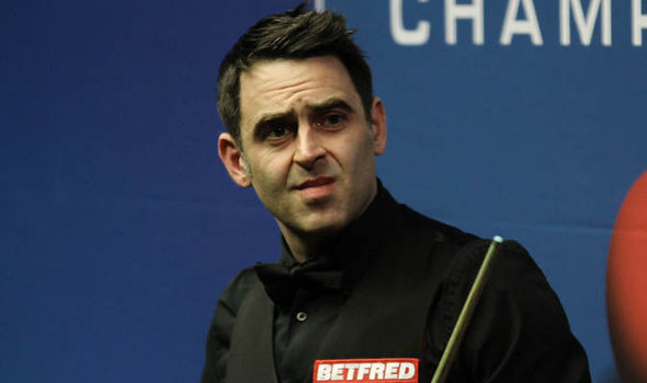 Snooker legend Ronnie O'Sullivan to get season underway at Shanghai Masters