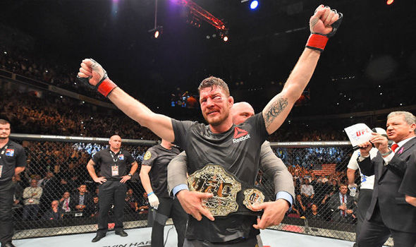 UFC 204: Michael Bisping retains middleweight title with victory over Dan Henderson