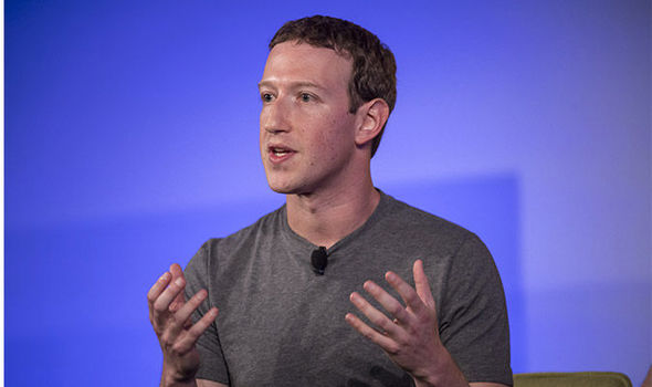 Facebook's CEO Mark Zuckerberg denies social media giant swayed US election