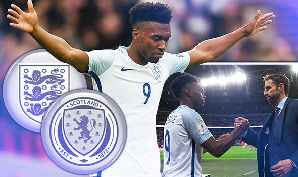 England boss Gareth Southgate set for Daniel Sturridge gamble as Scotland come to town