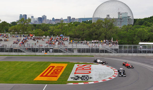 Canadian Grand Prix confirms spot in 2017 F1 calendar after axe fears