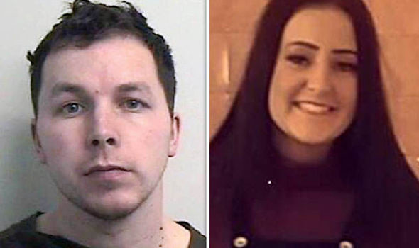 Paige Doherty's killer being sentenced for 'frenzied' knife murder