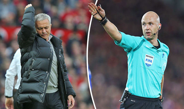Jose Mourinho's disciplinary record: Manchester United manger's fines and bans detailed