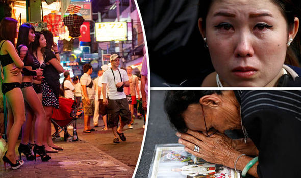 Brothels closed, booze banned and skimpy clothes blocked in Thailand to mourn dead King
