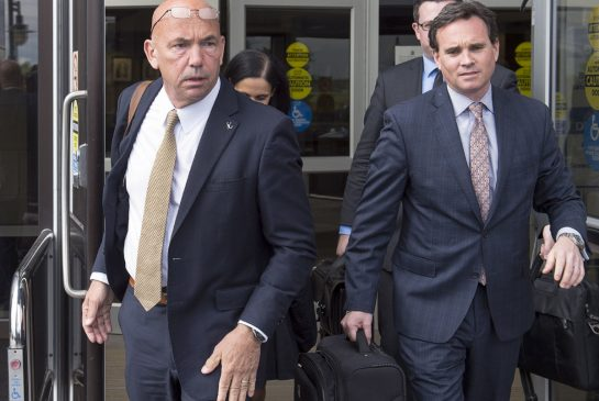 RCMP commissioner tells New Brunswick trial he worried about militarization of the force