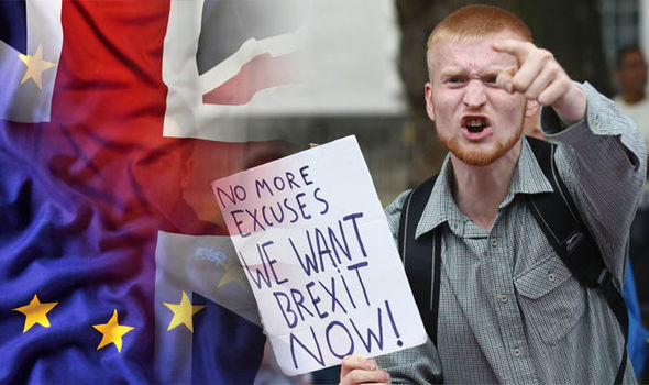 100,000 fed up Brexit supporters will march for justice