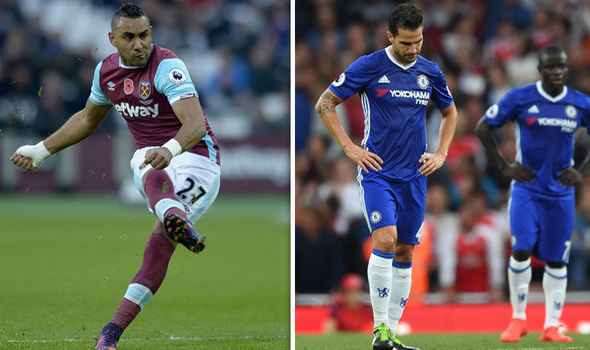 West Ham eye shock move for Chelsea outcast with Dimitri Payet's future in doubt