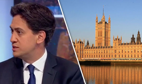 Ed Miliband BLASTED by angry viewers as he demands MPs get a vote on 'hard Brexit'