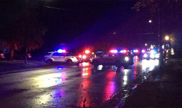 BREAKING: Two police officers shot dead in 'ambush attacks' in Iowa