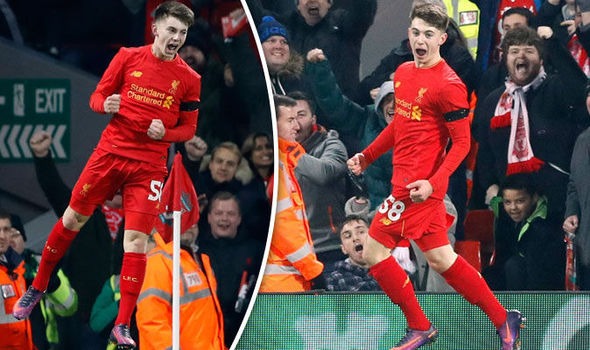 Sadio Mane: This is how good Ben Woodburn can become after Liverpool record goal