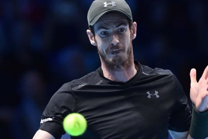 Murray makes a strong start at ATP World Tour Finals