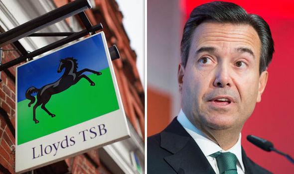 Lloyds' boss calls for Britain to spend big for economic growth