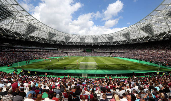 LONDON STADIUM ROW: Company boss QUITS over probe into spiralling cost of West Ham deal