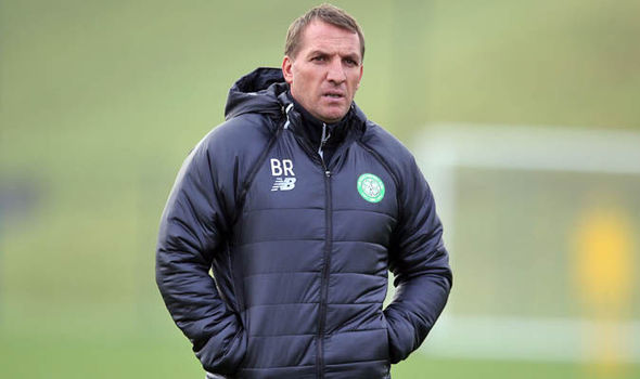 Celtic boss Brendan Rodgers planning a Champions League miracle in final three games