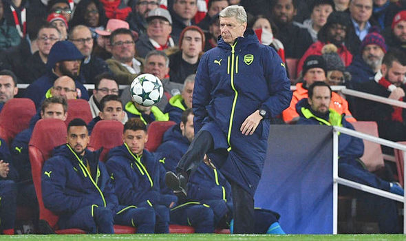 Arsene Wenger: Why I really want to finish first in Arsenal's Champions League group