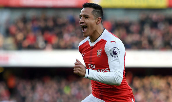 Arsenal 3 - Bournemouth 1: Alexis Sanchez double beats plucky Cherries