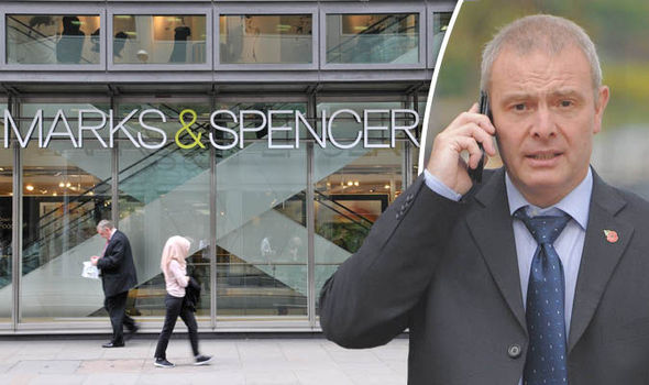 Marks & Spencer executive repeatedly exposed himself to female colleagues