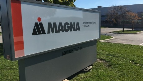 Magna cuts 2018 outlook amid uncertainty due to tariffs, trade talks
