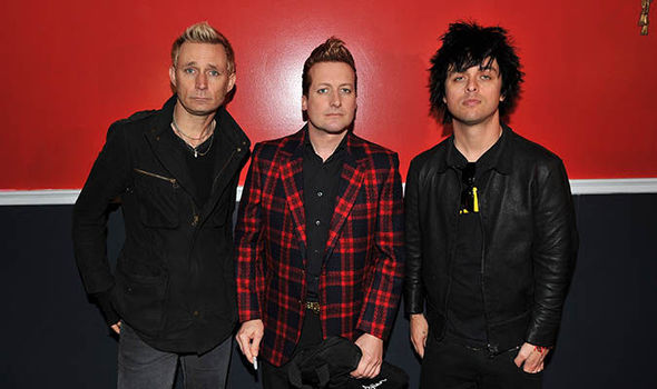 Official Albums Chart: Green Day hit Number 1 with Revolution Radio