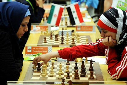 Female chess grandmasters rebel over hijabs for Iran competition