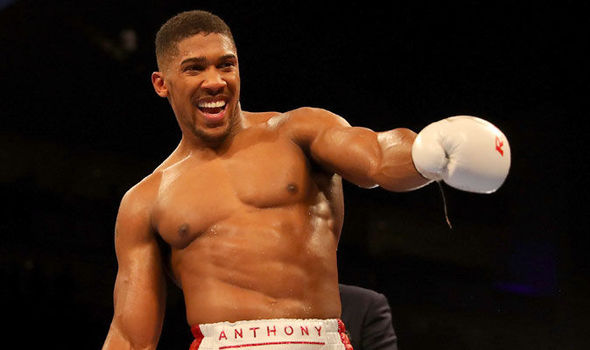 Anthony Joshua v Wladimir Klitschko: Eddie Hearn planning mega fight for early 2017